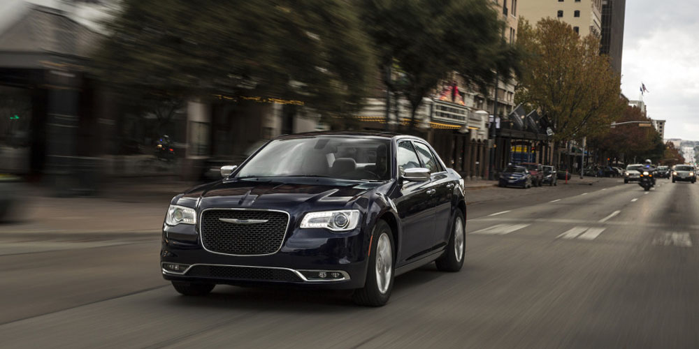 Chrysler 300 Chauffeur Car Melbourne