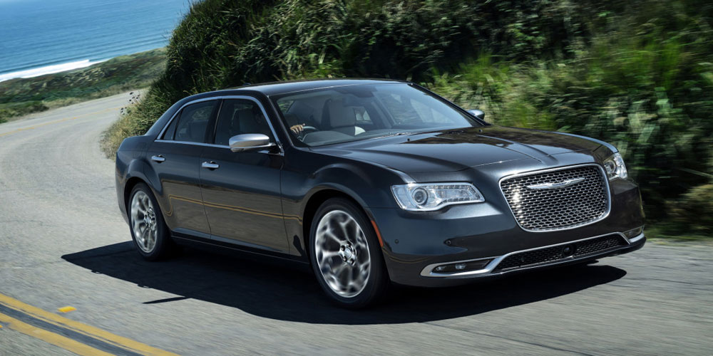 Chrysler 300 Chauffeur Car